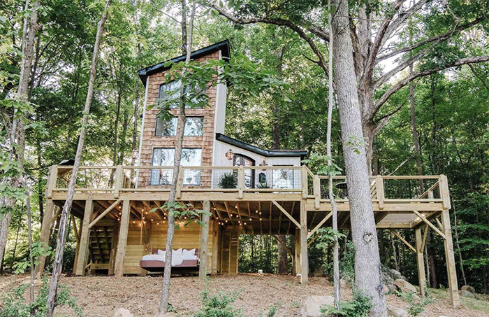 The Carolina Treehouse