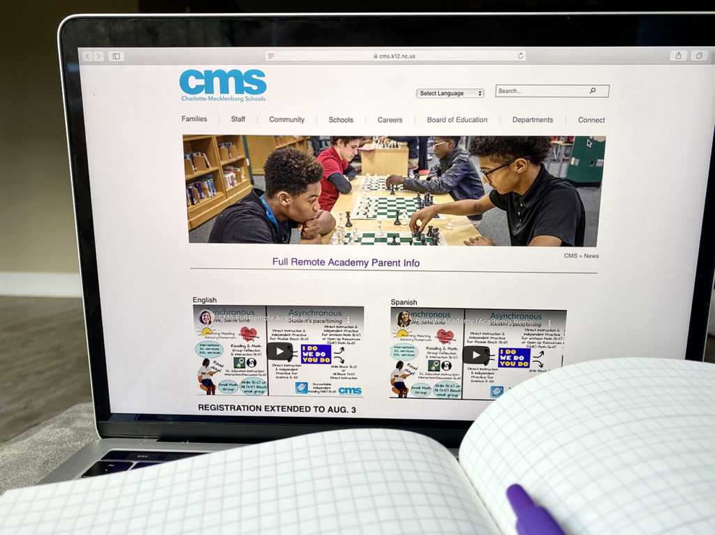 CMS estimates 18,000 students could still need internet access