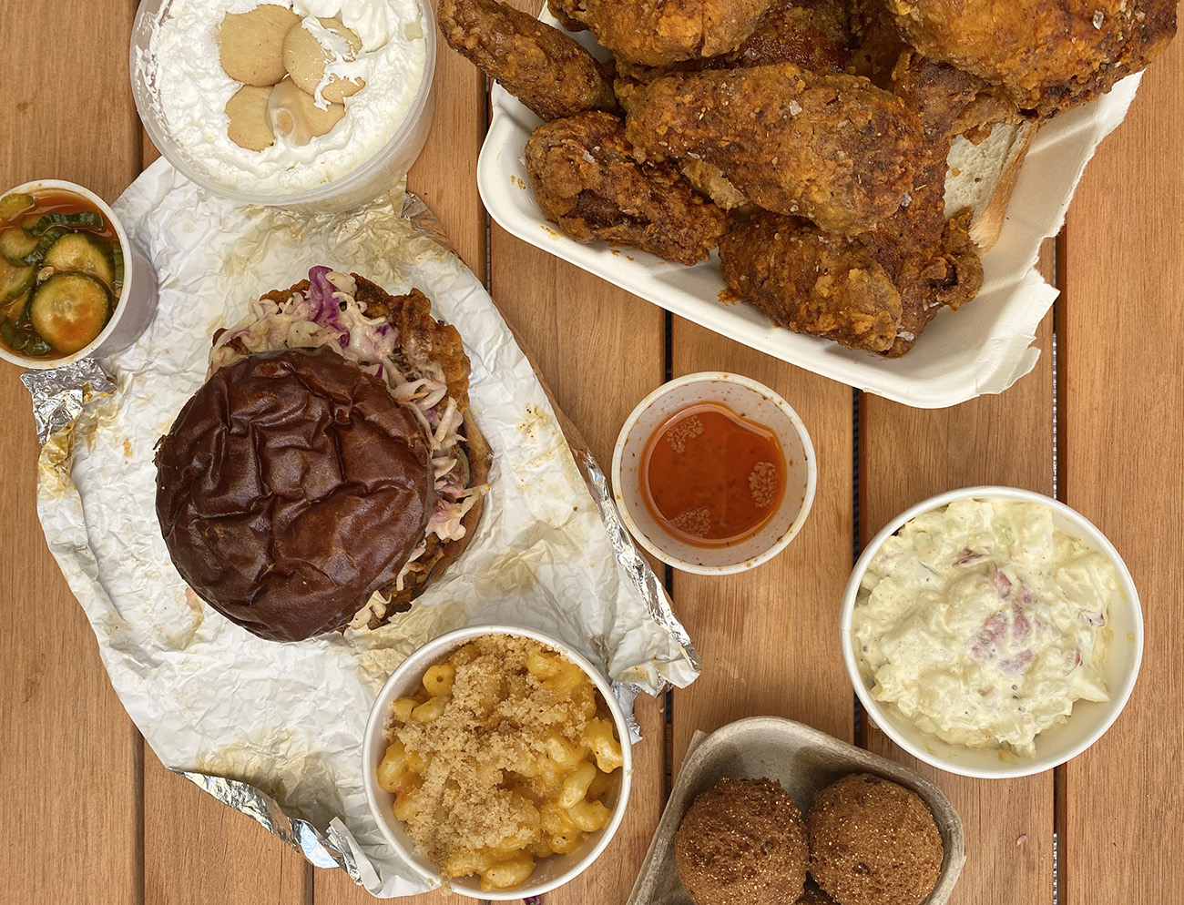 Searching for Horace: Who's behind Charlotte's new hot fried chicken delivery option?