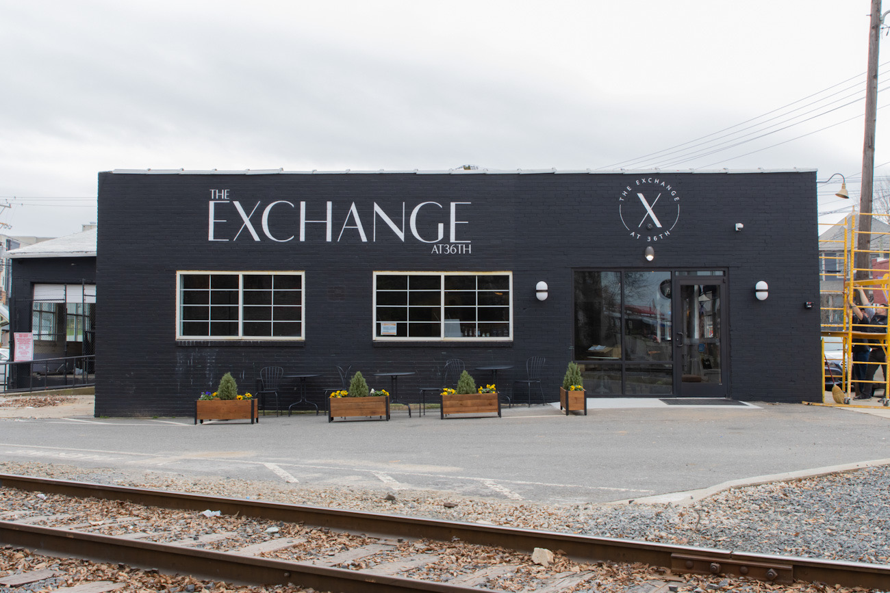 The Exchange, a new market and bar, opens this Thursday in NoDa