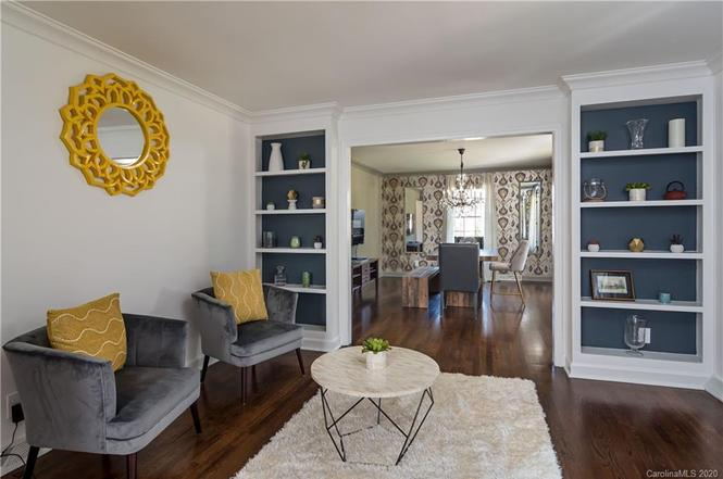 2136 Carmel Rd front rooms
