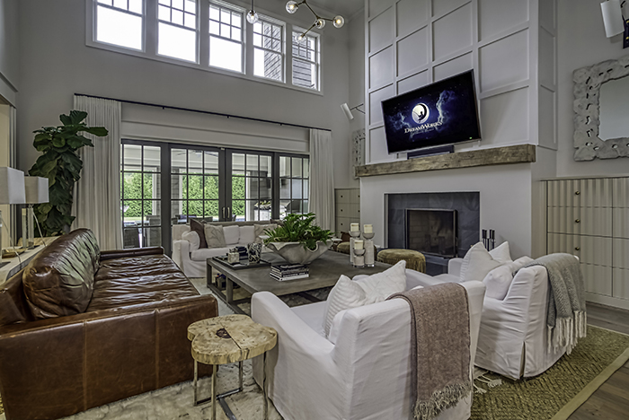 Josh McCown $3.4 million home for sale great room