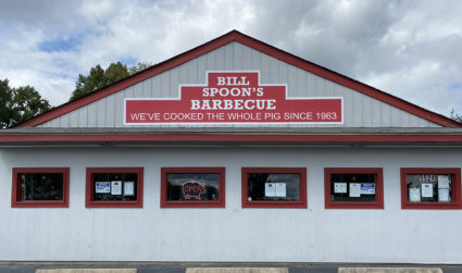 A farewell to Bill Spoon's Barbecue, which closes for good Wednesday after 57 years