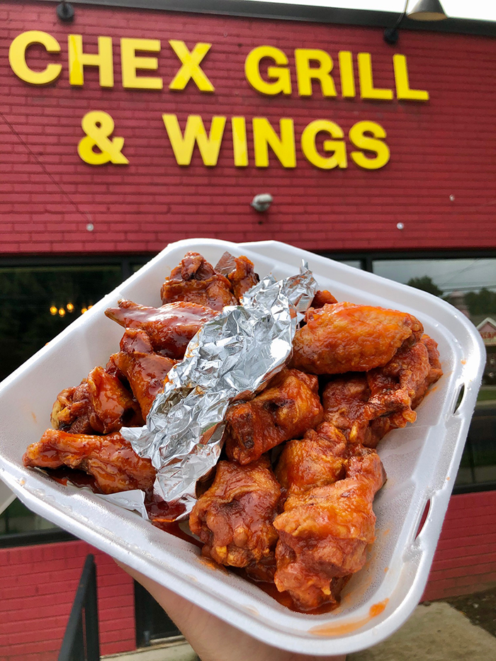 chex grill and wings in charlotte
