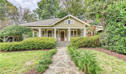 Hot Homes: 10 bungalows, craftsmans, and cottages for sale in Charlotte
