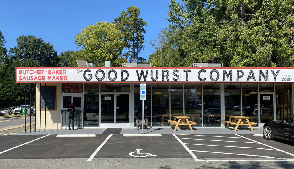 Now open: New York-style deli meets European street food at this new Plaza Midwood restaurant