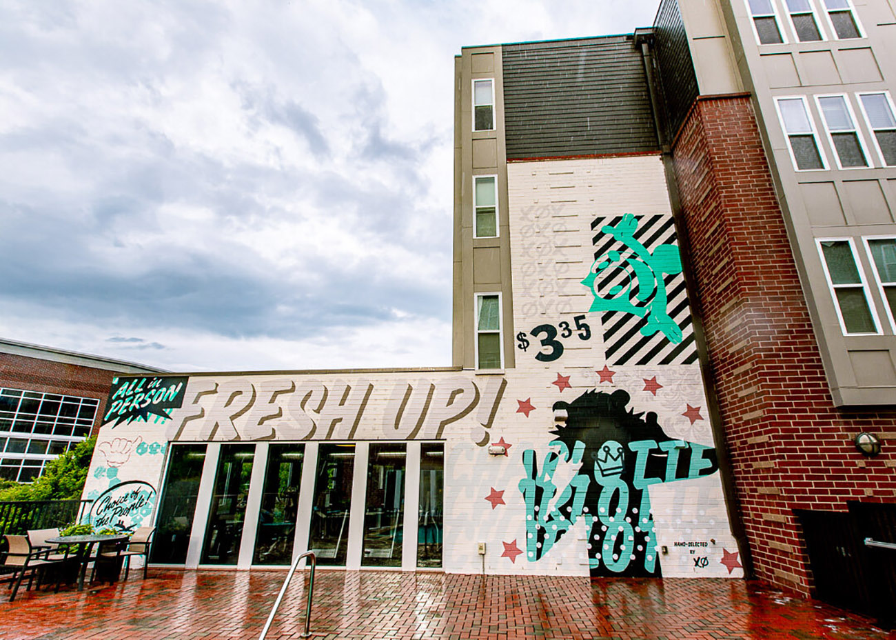 Cash Confessional: How a 34-year-old artist makes a living in Charlotte