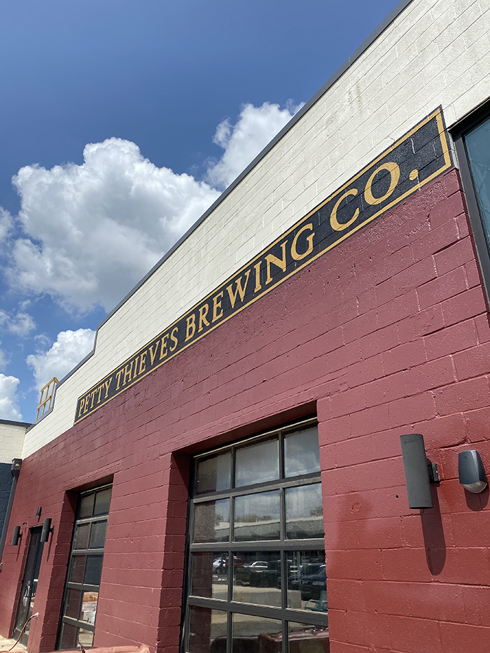 petty thieves brewing