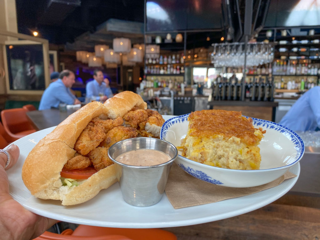 New SouthPark restaurant Southern Pecan is now open in former Wolfgang Puck space