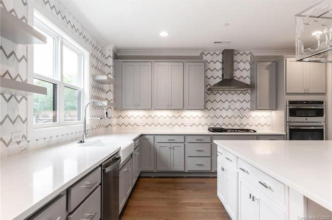 2329 Central Ave. kitchen