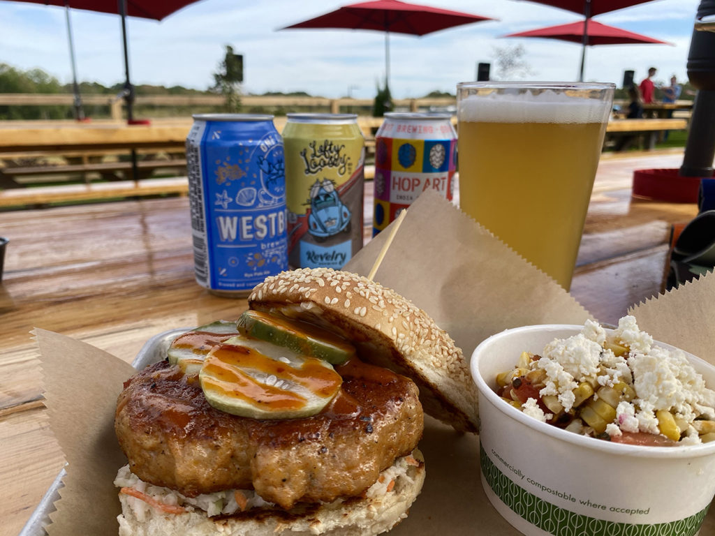 New beer garden with in-house butcher and restaurant opens Friday in Indian Land