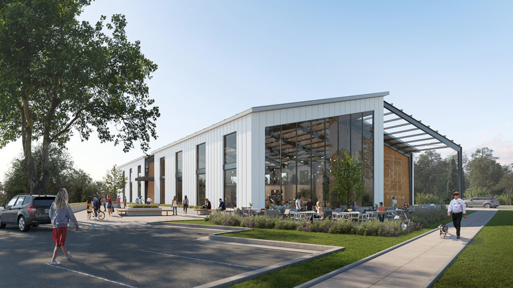 Update: $80M facelift of four old west Charlotte warehouses wraps up soon