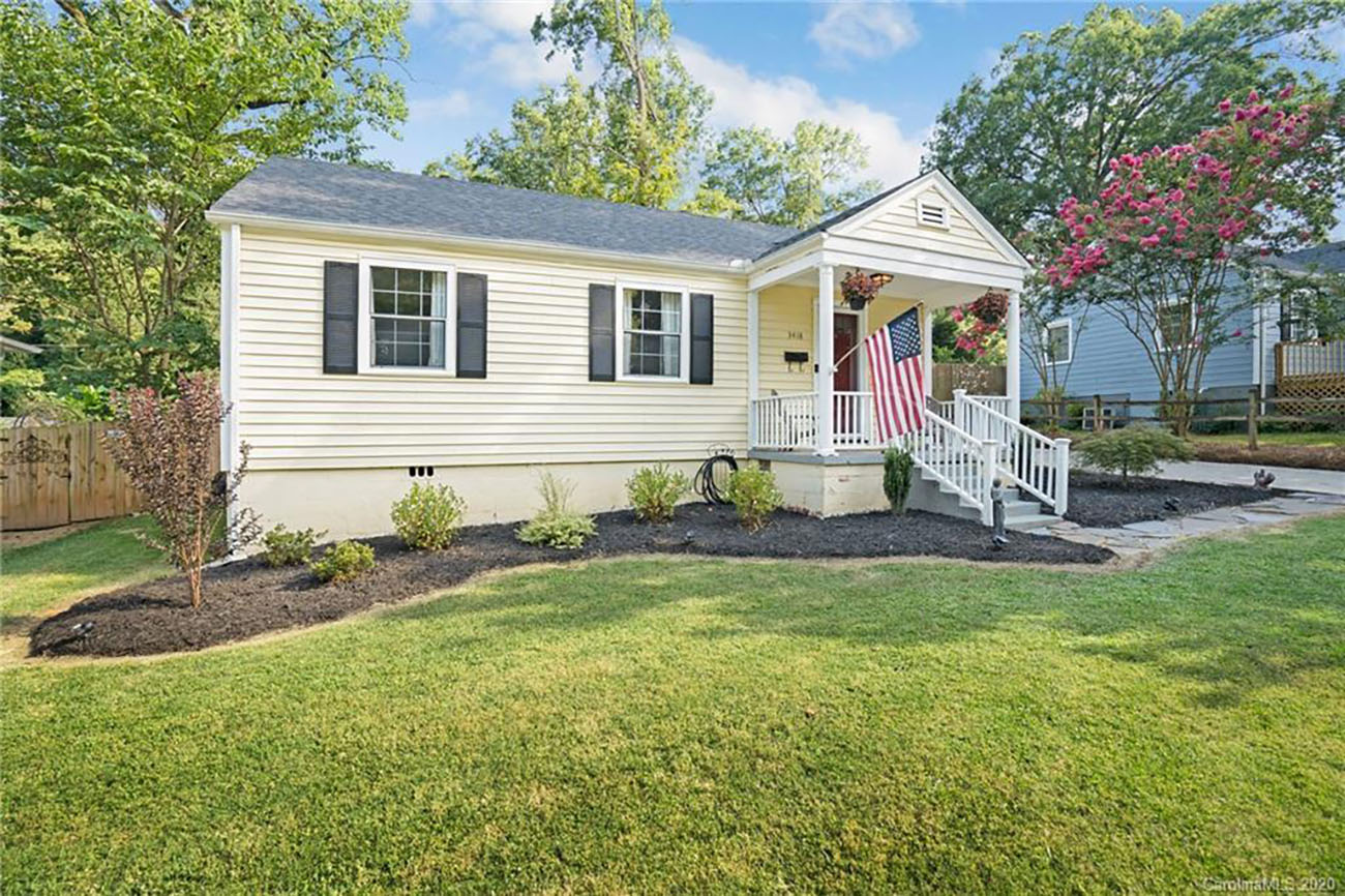 What does $300K get you in Charlotte's real estate market?