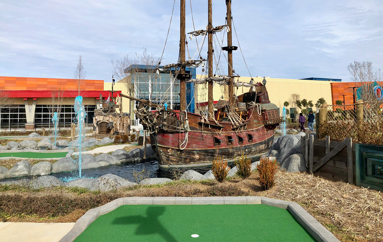 7 options for miniature golf around Charlotte
