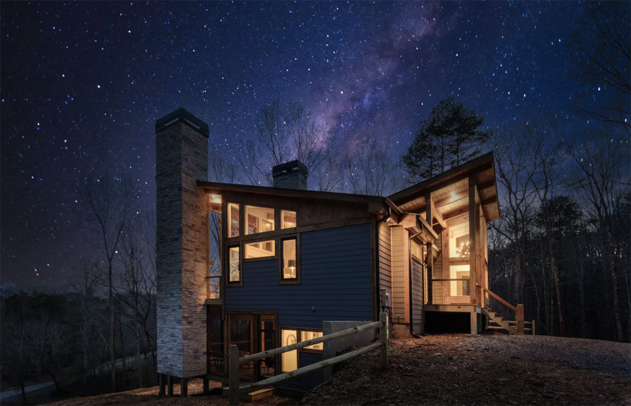 12 mountain Airbnbs driving distance from Charlotte, starting at $94/night