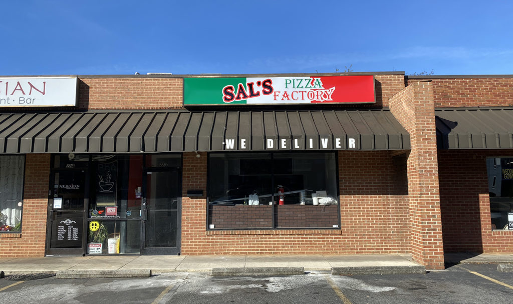 Jersey-style pizza joint Sal's Pizza Factory to open new location near Ed's Tavern in Dilworth