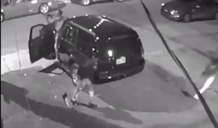 New video from the Beatties Ford Juneteenth shooting. CMPD needs help finding the gunmen