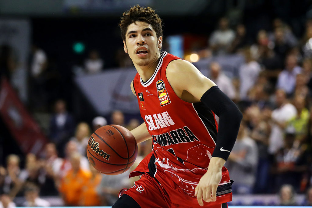 LaMelo Ball and his 5.7M followers on Instagram is a big deal for Charlotte