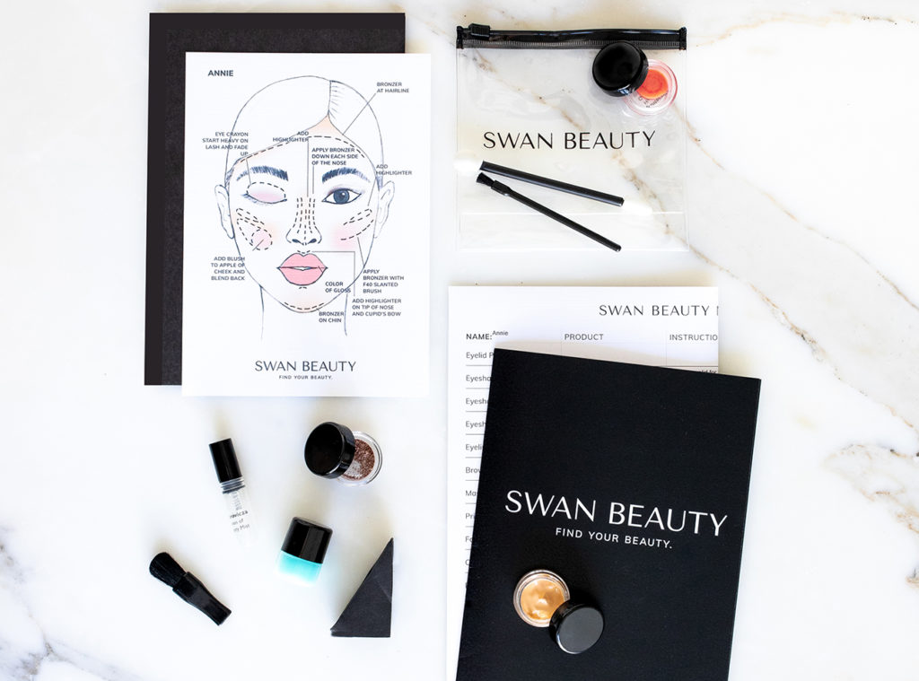 Influencer Lindsey Regan Thorne launches new beauty business called Swan Beauty