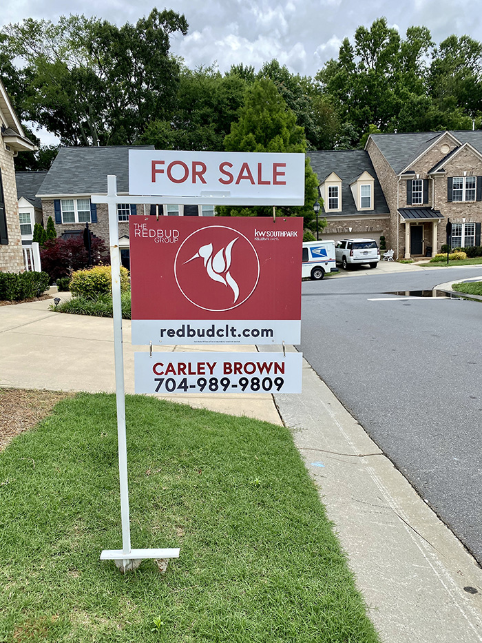 redbud real estate