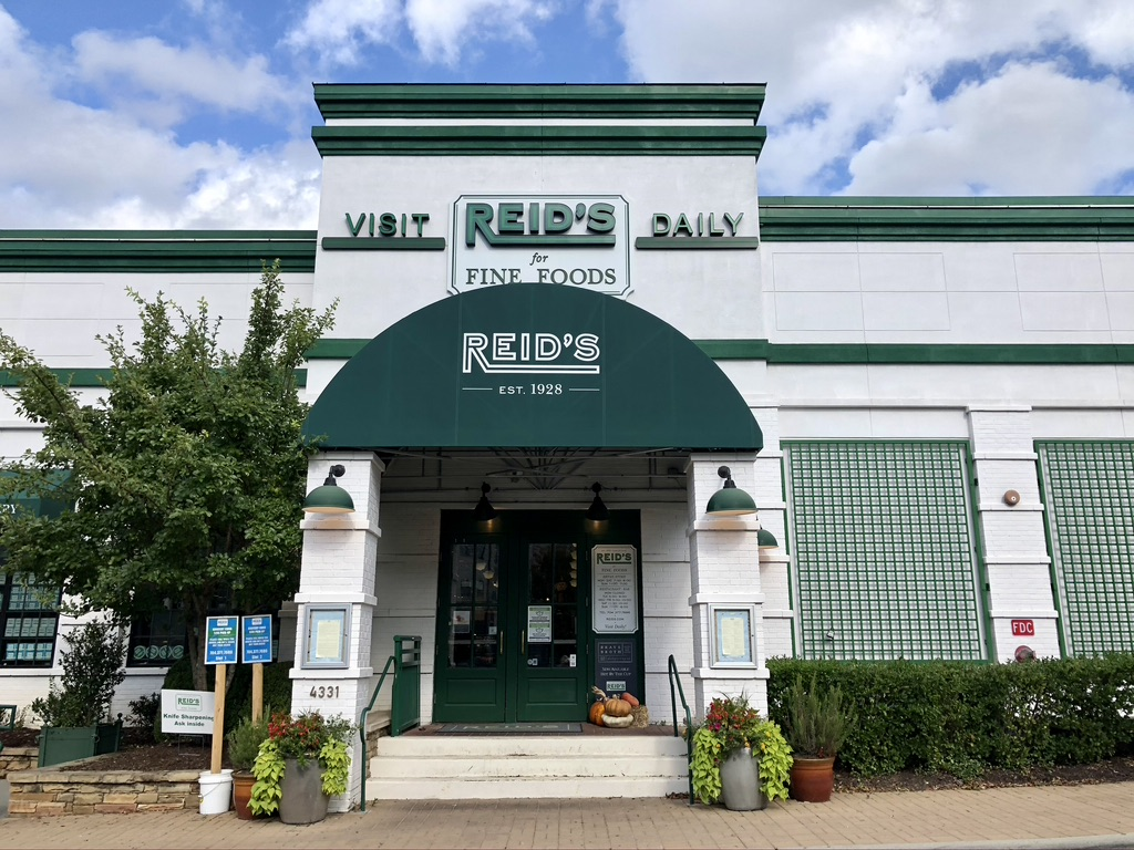 (ENDED) GIVEAWAY: Win a Thanksgiving feast for 4 from Reid's Fine Foods