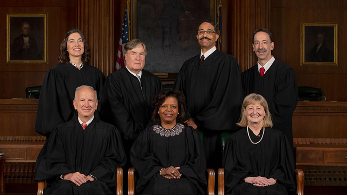 NC Supreme Court Justices