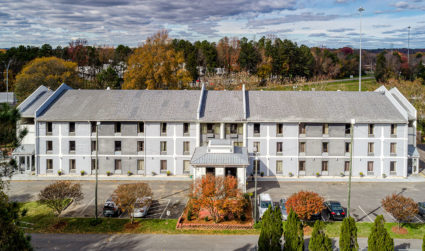 Roof Above buys an old hotel to convert into permanent housing