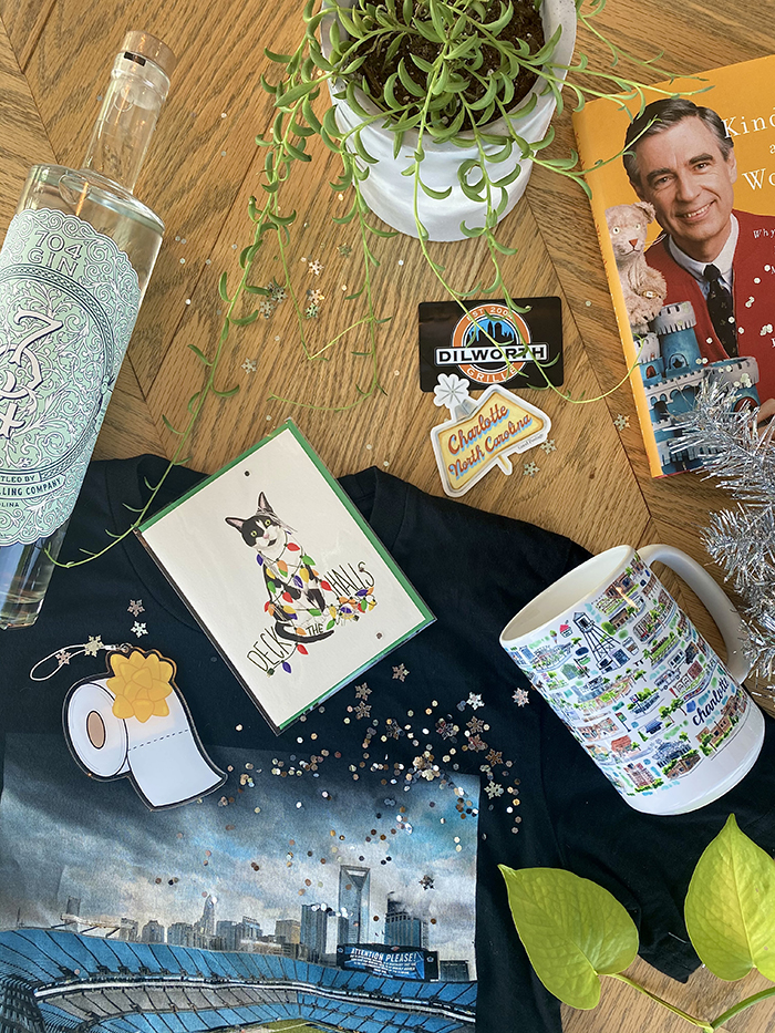 agenda holiday gift guide shop local