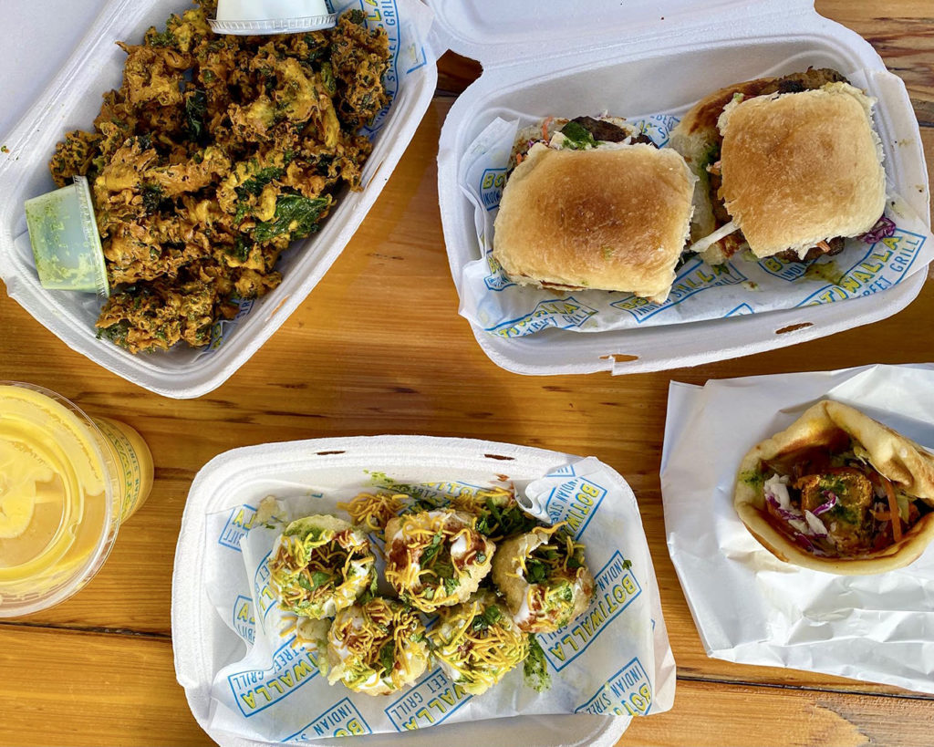 6 things to know about Botiwalla, an Indian street food restaurant now open in Optimist Hall