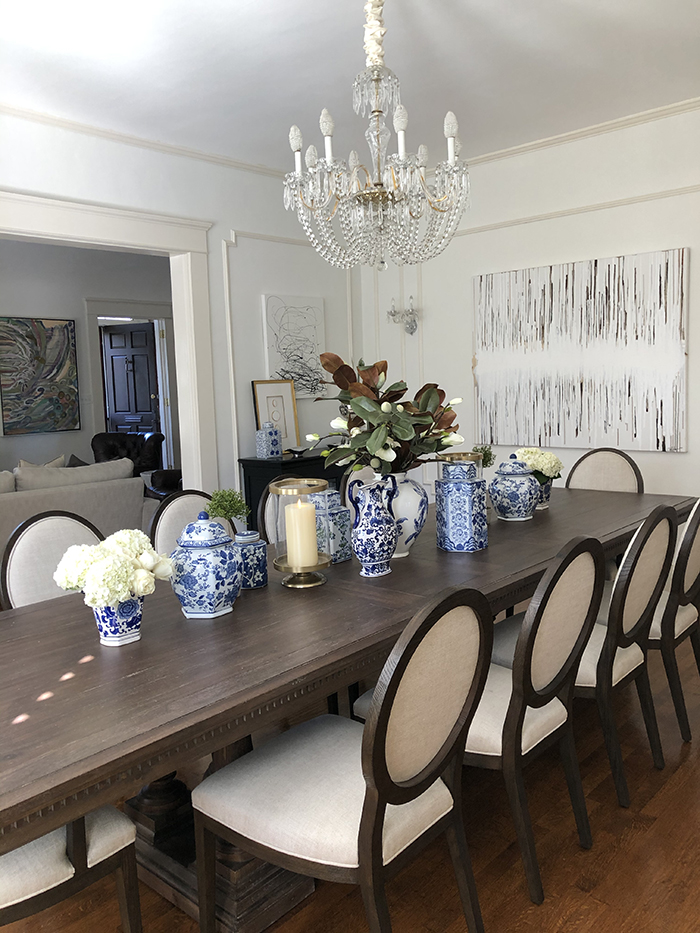 charlotte staton home tour dining room