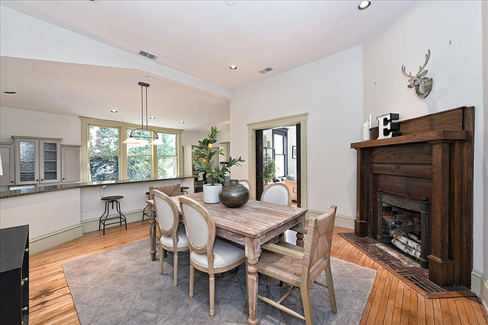 1211 E 35th St dining room