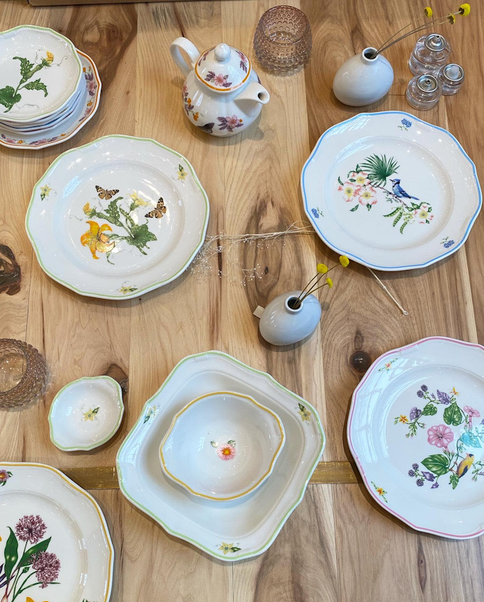 Supperland Plate Collection