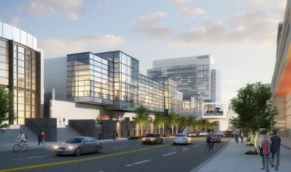 How an accidentally well-timed convention center overhaul will boost Uptown