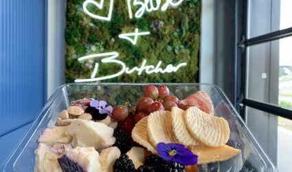 Build your own cheese board at Babe & Butcher's new storefront