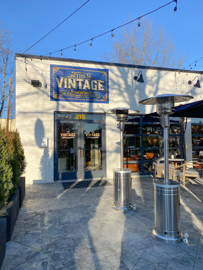The Vintage Cigar and Whiskey Bar