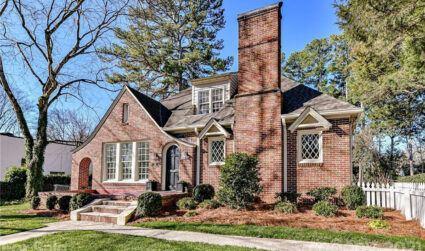 Hot homes: 5 houses for sale in Charlotte, starting at $250K