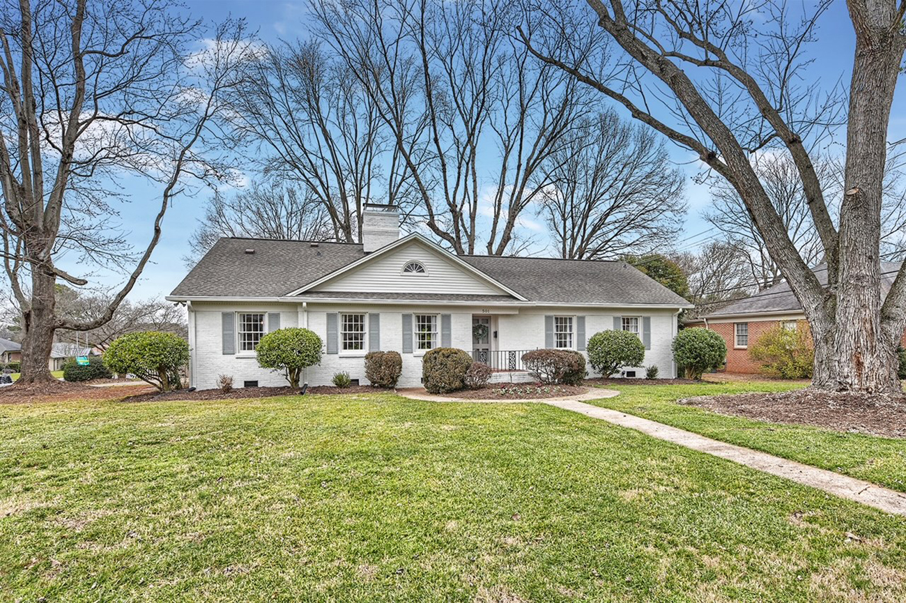 Hot Homes: 6 houses for sale in Charlotte, starting at $319K