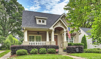 Hot Homes: 5 houses for sale in Charlotte starting at $285K