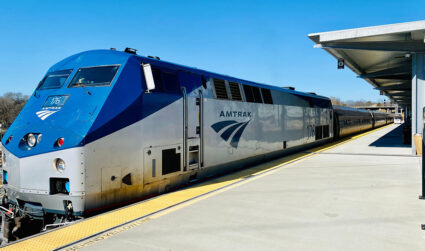 From Charlotte to Asheville and Wilmington on Amtrak's new proposed train routes
