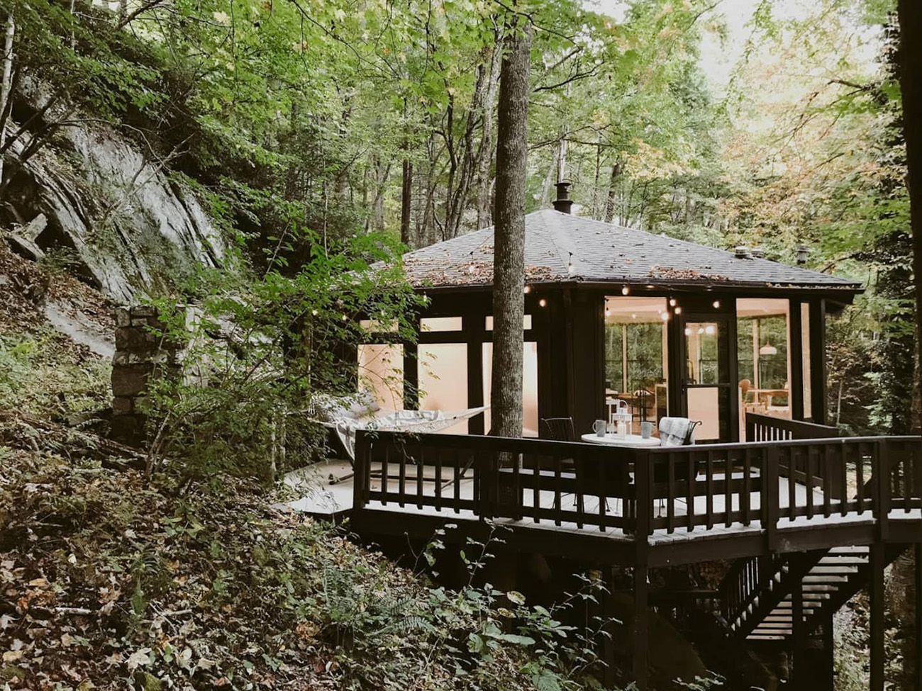 Mountain getaway: 8 romantic Airbnbs starting at $85 a night