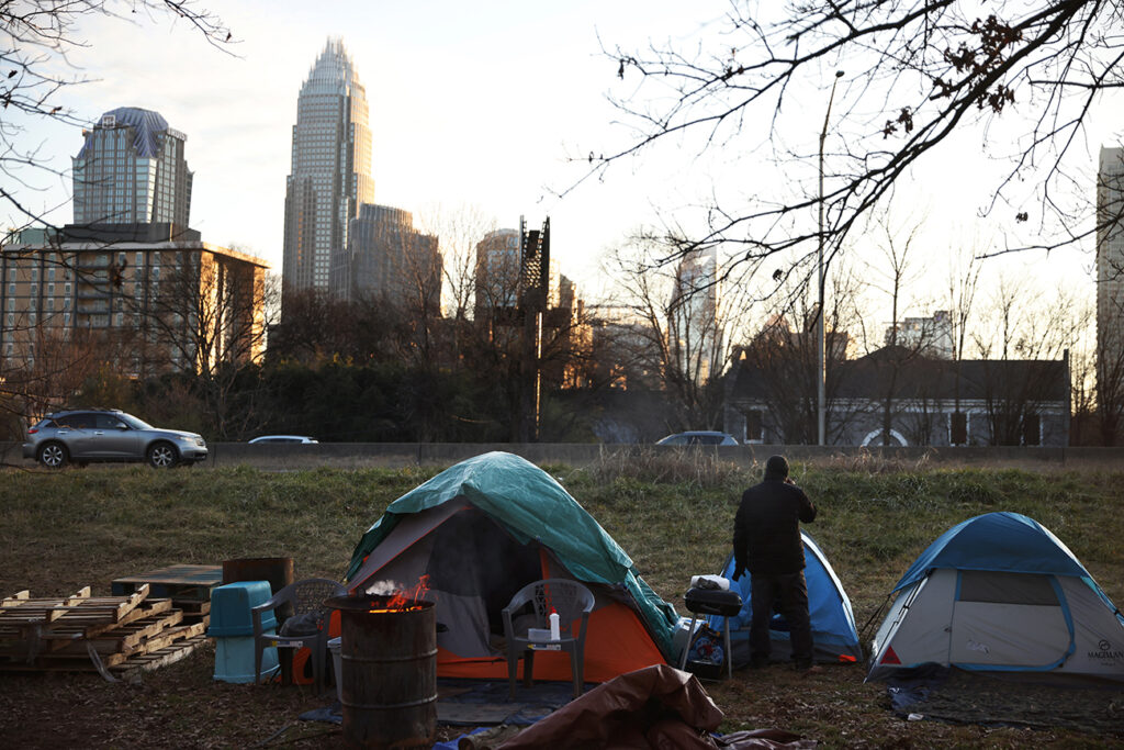 A new plan for homelessness in Charlotte, signed by many of the city's most influential people