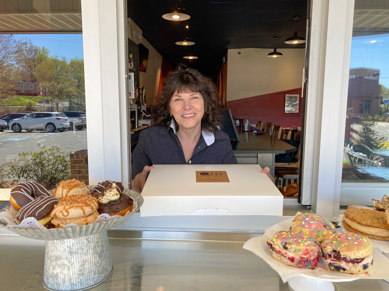 Longtime Dilworth restaurant to reopen as Fat Cat Burgers + Bakeshop next week