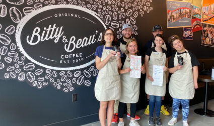 Bitty & Beau's Coffee opens this week in South End