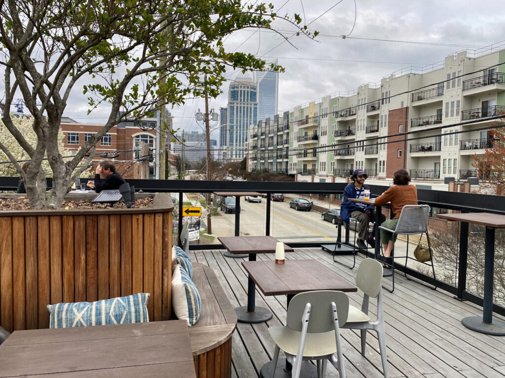 13 best rooftop bars in Charlotte