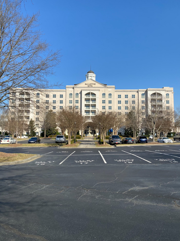 The Ballantyne Hotel