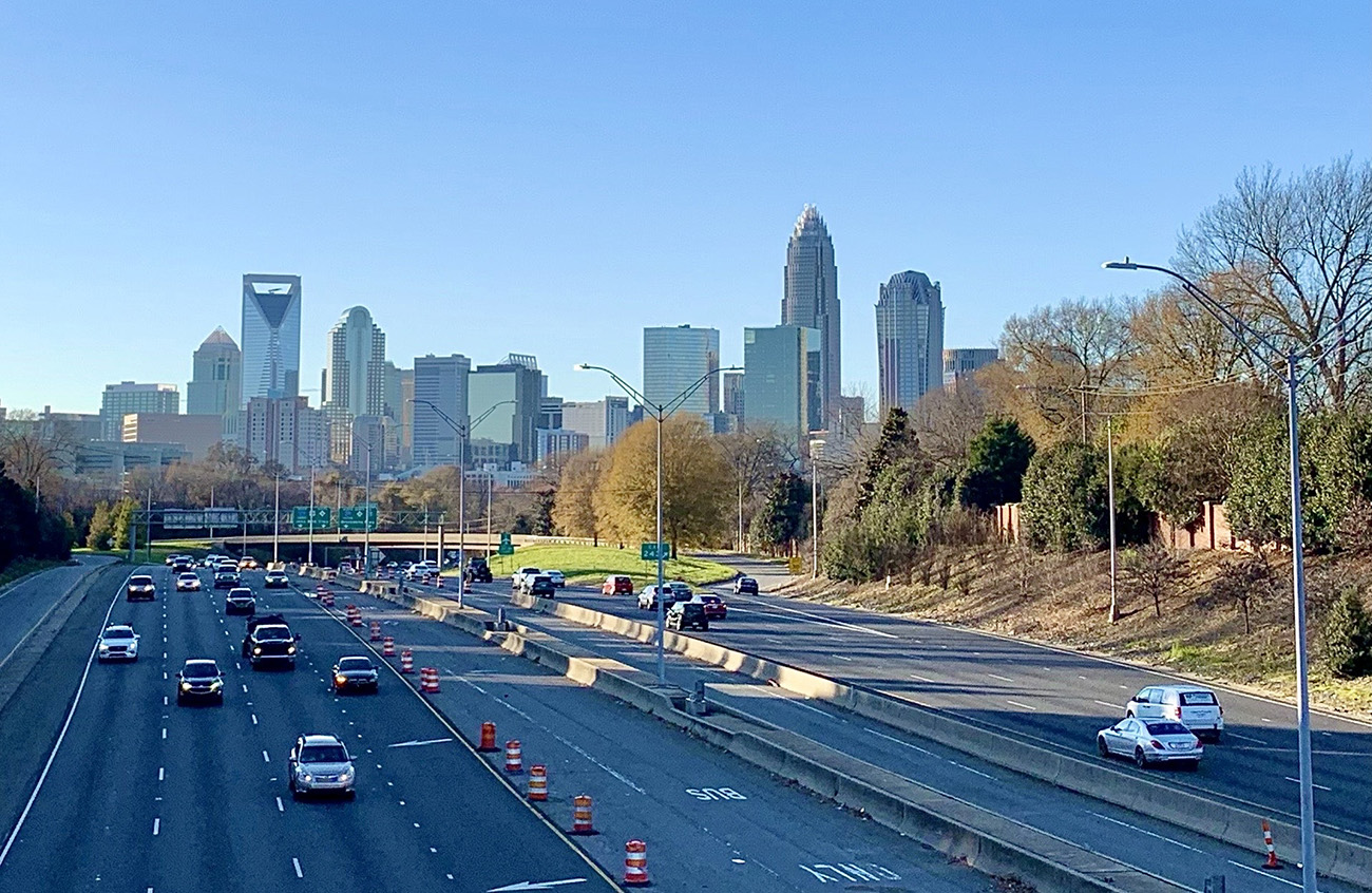 Fast-growing Mecklenburg is officially no longer NC's biggest county