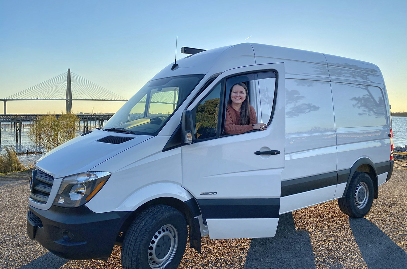 Charlotteans try #vanlife for a change of scenery