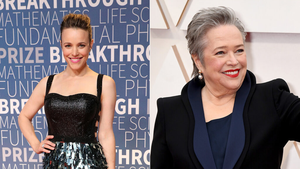 """Rachel McAdams, Kathy Bates head to Charlotte for """"Are You There God? It's Me, Margaret"""" film"""