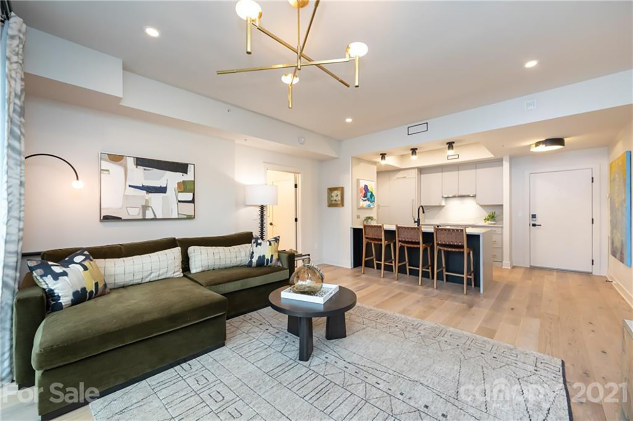 6 cool condos for sale in Charlotte, starting at $225K