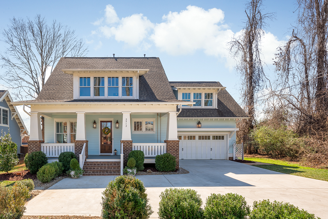 Hot Homes: 5 houses for sale in Charlotte starting at $240K
